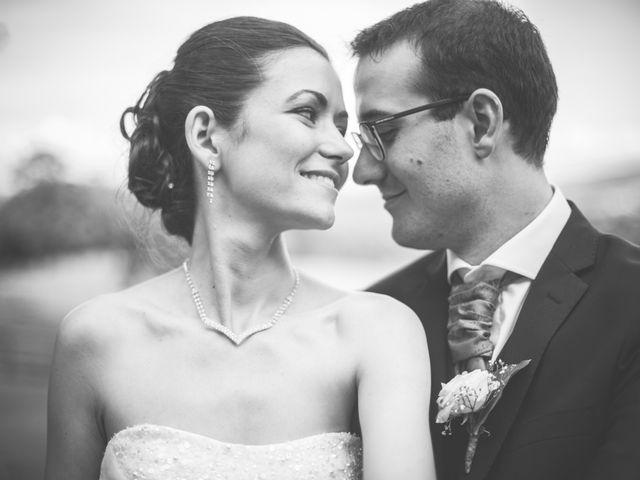 Le mariage de Adrien et Pauline à Roiffieux, Ardèche 44
