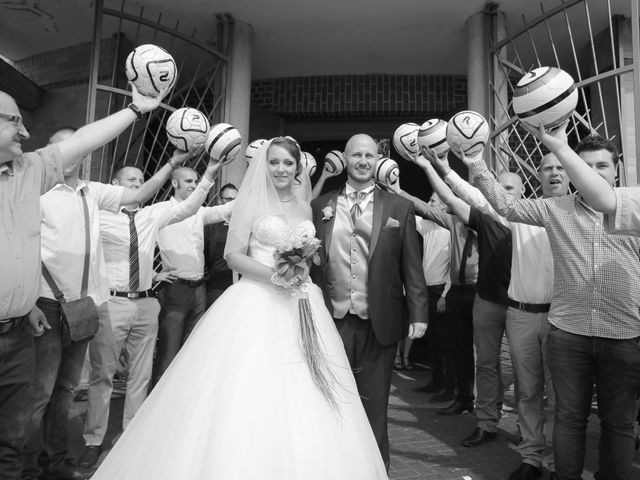 Le mariage de Teddy et Anne Sophie à Wattrelos, Nord 21