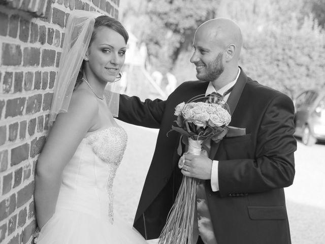 Le mariage de Anne Sophie et Teddy