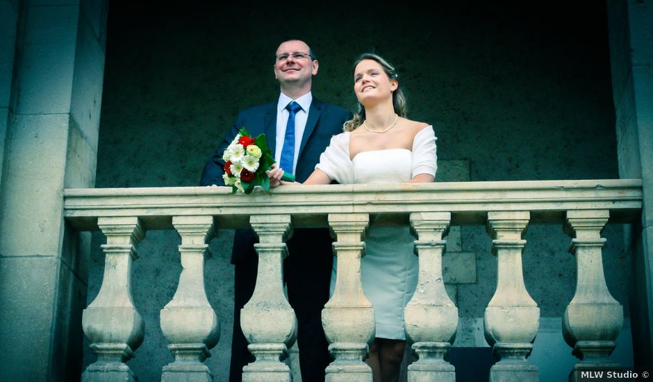 Le mariage de Stéphane et Sarah à Pagny-sur-Moselle, Meurthe-et-Moselle