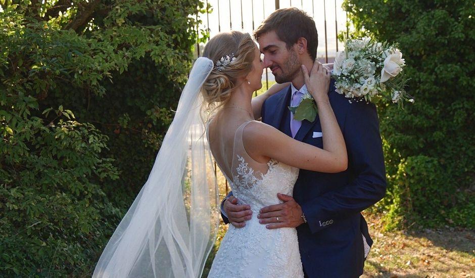 Le mariage de Pierric et Léa à Sainte-Foy-lès-Lyon, Rhône