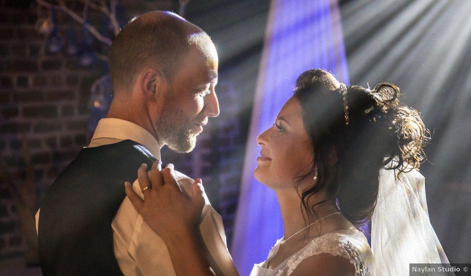 Le mariage de DIdier et Elodie à Hinges, Pas-de-Calais
