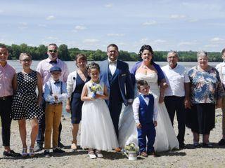 Le mariage de Angélique et Romain 1