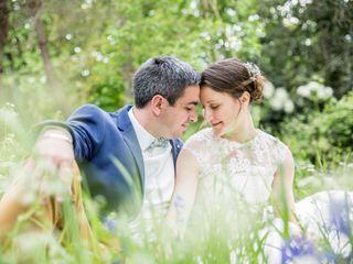 Le mariage de Marie et Clovis