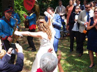 Le mariage de Jeanne et Alex