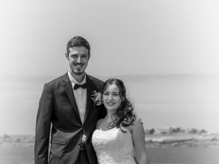 Le mariage de Lucie et Benjamin 1