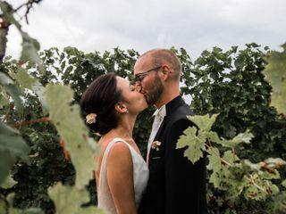 Le mariage de Nathaly et Kévin