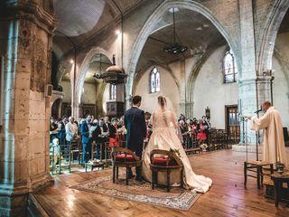 Le mariage de Sandra et Romain 3