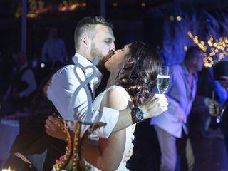 Le mariage de Vanessa et Tiny
