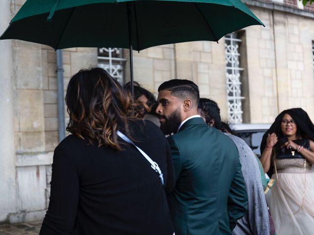 Le mariage de René et Justine à Coupvray, Seine-et-Marne 1