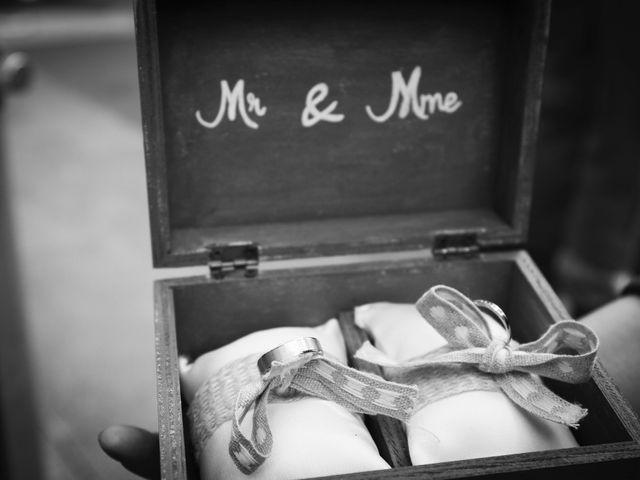 Le mariage de René et Justine à Coupvray, Seine-et-Marne 9