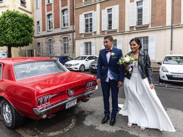 Le mariage de René et Justine à Coupvray, Seine-et-Marne 10