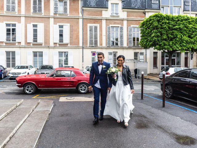 Le mariage de René et Justine à Coupvray, Seine-et-Marne 11