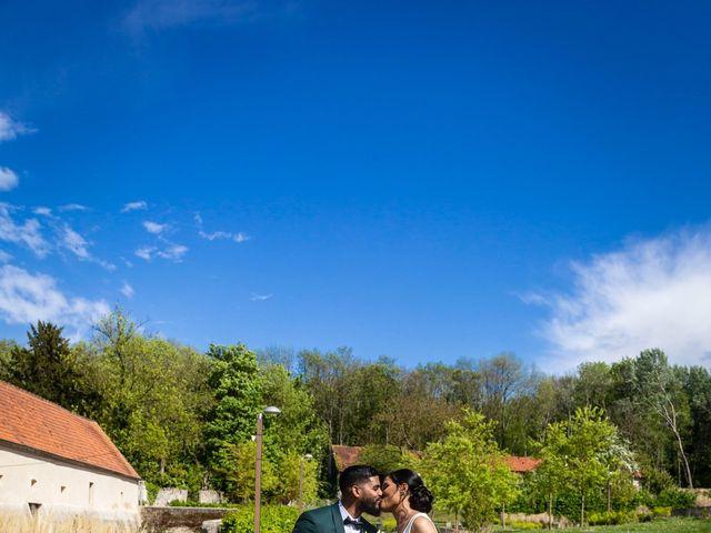 Le mariage de René et Justine à Coupvray, Seine-et-Marne 60