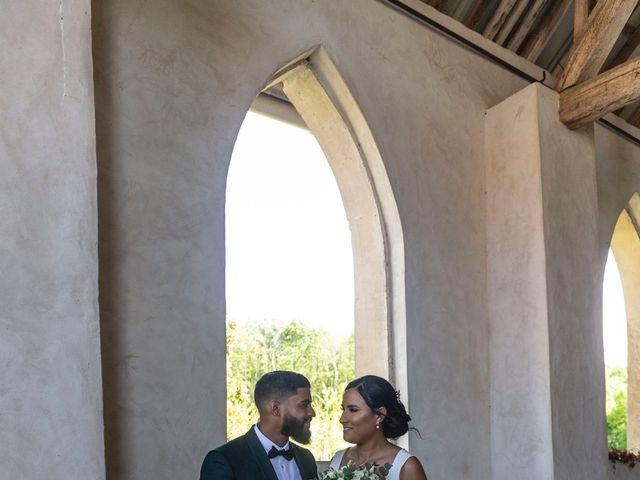 Le mariage de René et Justine à Coupvray, Seine-et-Marne 63