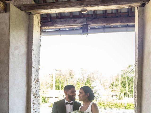 Le mariage de René et Justine à Coupvray, Seine-et-Marne 64