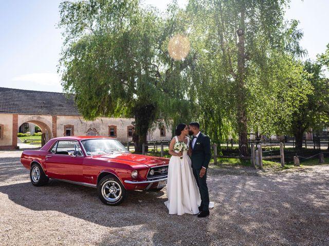 Le mariage de René et Justine à Coupvray, Seine-et-Marne 70