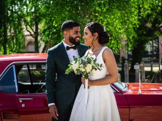 Le mariage de René et Justine à Coupvray, Seine-et-Marne 73
