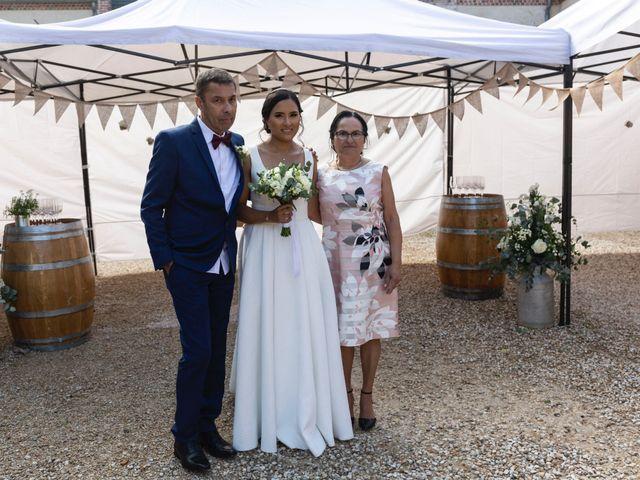 Le mariage de René et Justine à Coupvray, Seine-et-Marne 80