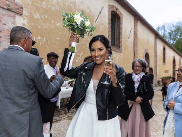 Le mariage de René et Justine à Coupvray, Seine-et-Marne 99