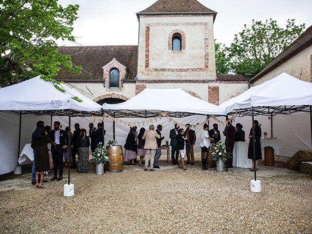 Le mariage de René et Justine à Coupvray, Seine-et-Marne 107
