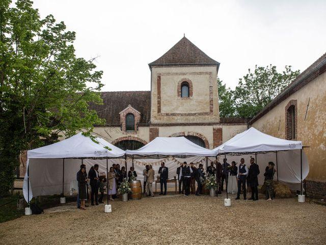 Le mariage de René et Justine à Coupvray, Seine-et-Marne 109