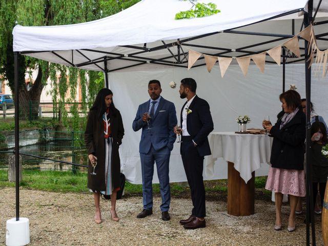 Le mariage de René et Justine à Coupvray, Seine-et-Marne 111