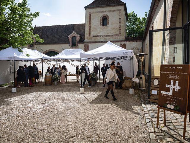 Le mariage de René et Justine à Coupvray, Seine-et-Marne 122