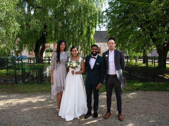 Le mariage de René et Justine à Coupvray, Seine-et-Marne 128