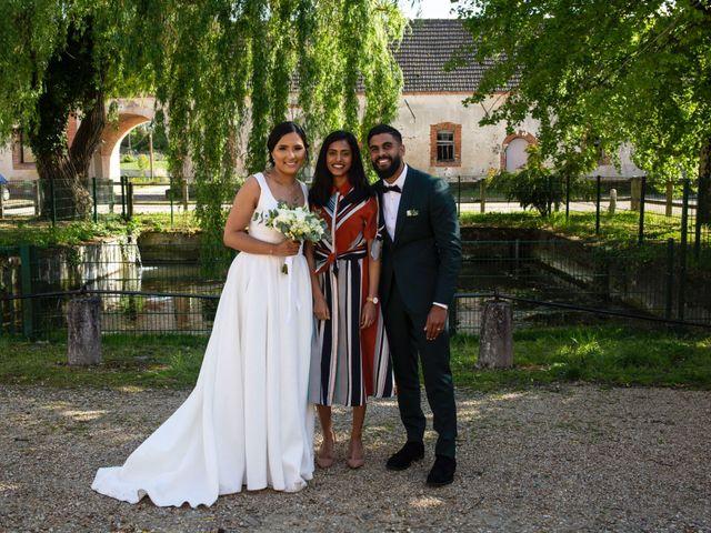 Le mariage de René et Justine à Coupvray, Seine-et-Marne 133
