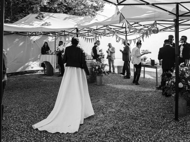 Le mariage de René et Justine à Coupvray, Seine-et-Marne 134