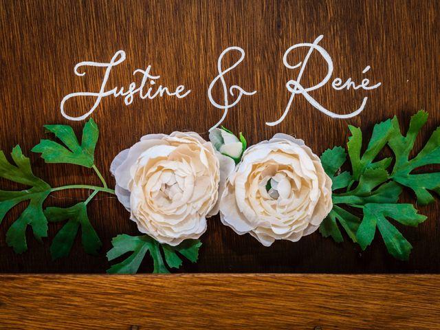 Le mariage de René et Justine à Coupvray, Seine-et-Marne 148