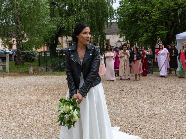 Le mariage de René et Justine à Coupvray, Seine-et-Marne 180