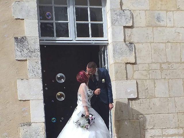 Le mariage de Thomas et Stéphanie à Taillebourg, Charente Maritime 1