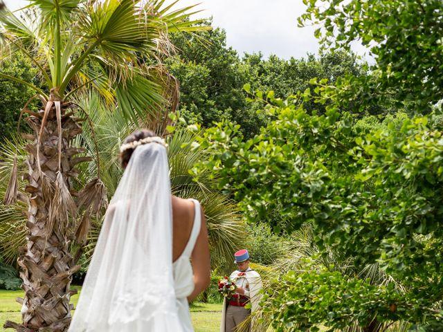 Le mariage de Gauthier et Madeleine à Saint-Renan, Finistère 10
