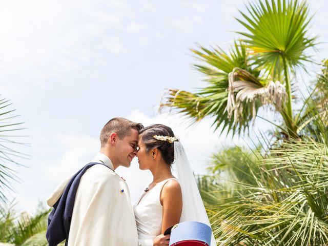 Le mariage de Gauthier et Madeleine à Saint-Renan, Finistère 1