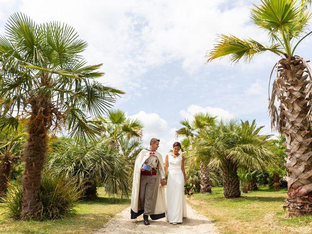 Le mariage de Gauthier et Madeleine à Saint-Renan, Finistère 11