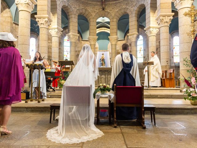 Le mariage de Gauthier et Madeleine à Saint-Renan, Finistère 13