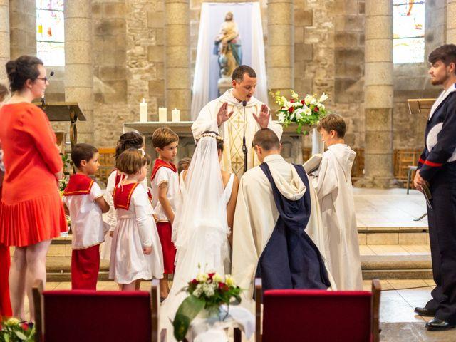 Le mariage de Gauthier et Madeleine à Saint-Renan, Finistère 14