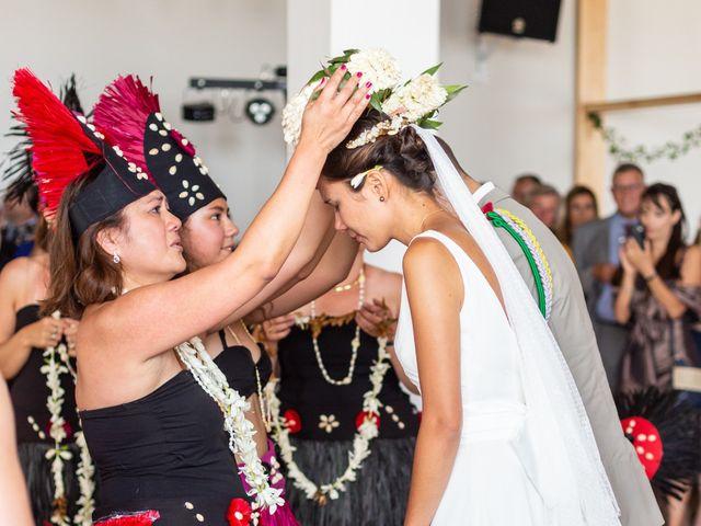 Le mariage de Gauthier et Madeleine à Saint-Renan, Finistère 25