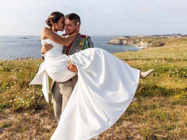 Le mariage de Madeleine et Gauthier