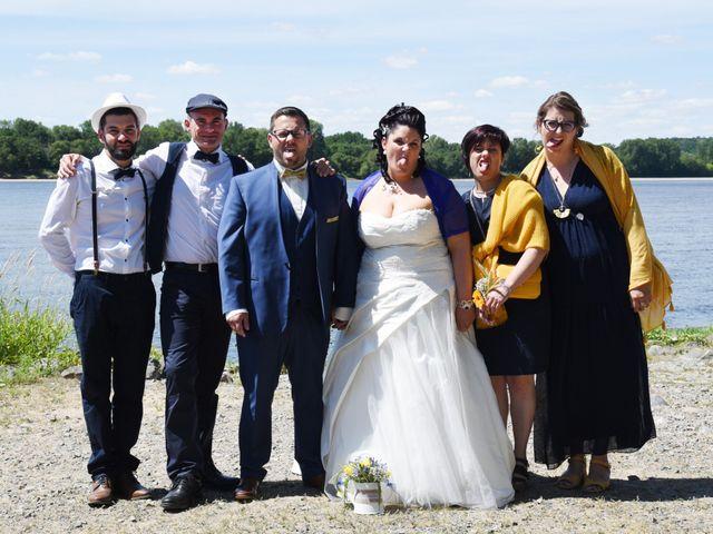 Le mariage de Romain et Angélique à Les Rosiers-sur-Loire, Maine et Loire 2