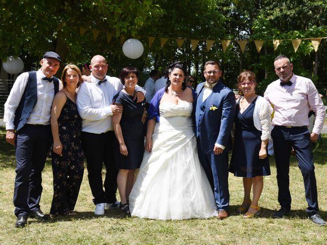 Le mariage de Romain et Angélique à Les Rosiers-sur-Loire, Maine et Loire 4