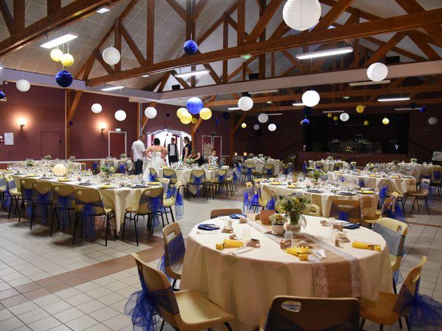 Le mariage de Romain et Angélique à Les Rosiers-sur-Loire, Maine et Loire 5