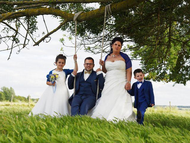 Le mariage de Romain et Angélique à Les Rosiers-sur-Loire, Maine et Loire 6