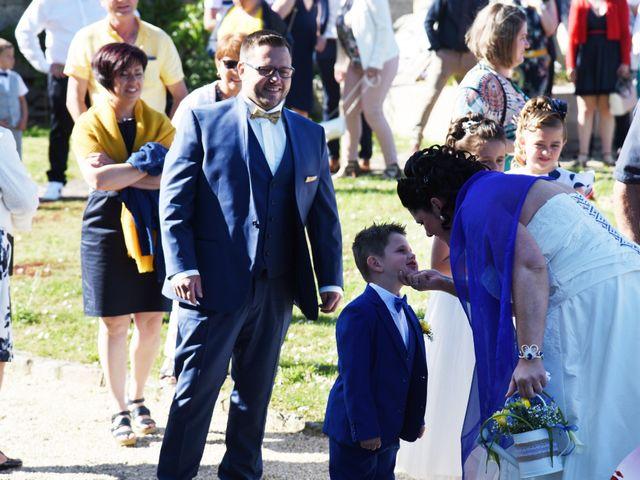Le mariage de Romain et Angélique à Les Rosiers-sur-Loire, Maine et Loire 8