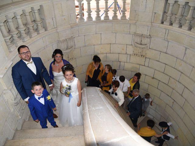 Le mariage de Romain et Angélique à Les Rosiers-sur-Loire, Maine et Loire 10