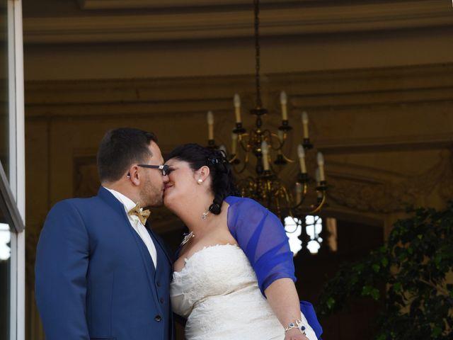 Le mariage de Romain et Angélique à Les Rosiers-sur-Loire, Maine et Loire 15