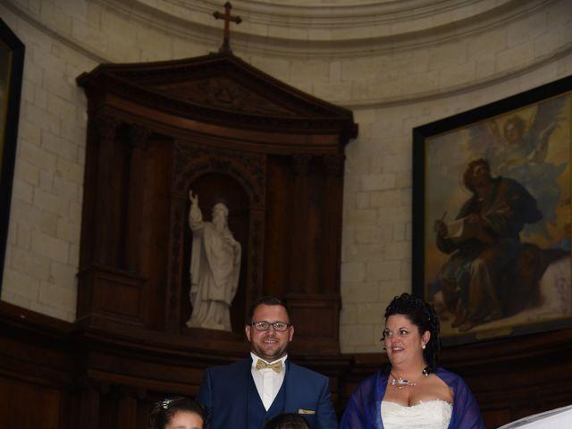 Le mariage de Romain et Angélique à Les Rosiers-sur-Loire, Maine et Loire 20