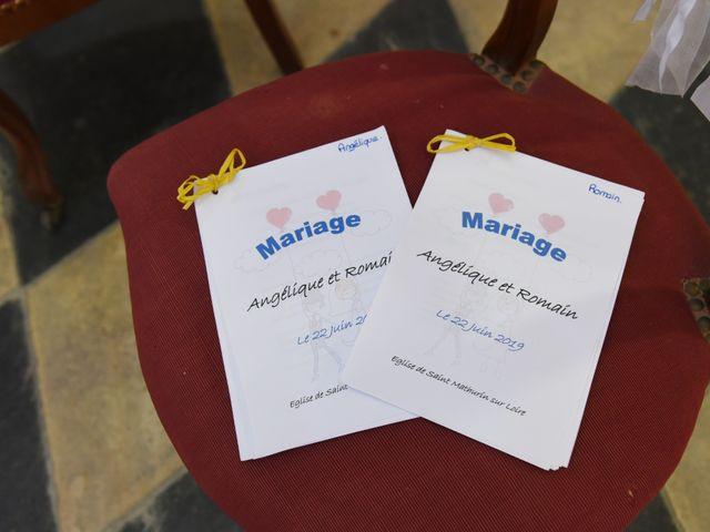 Le mariage de Romain et Angélique à Les Rosiers-sur-Loire, Maine et Loire 21